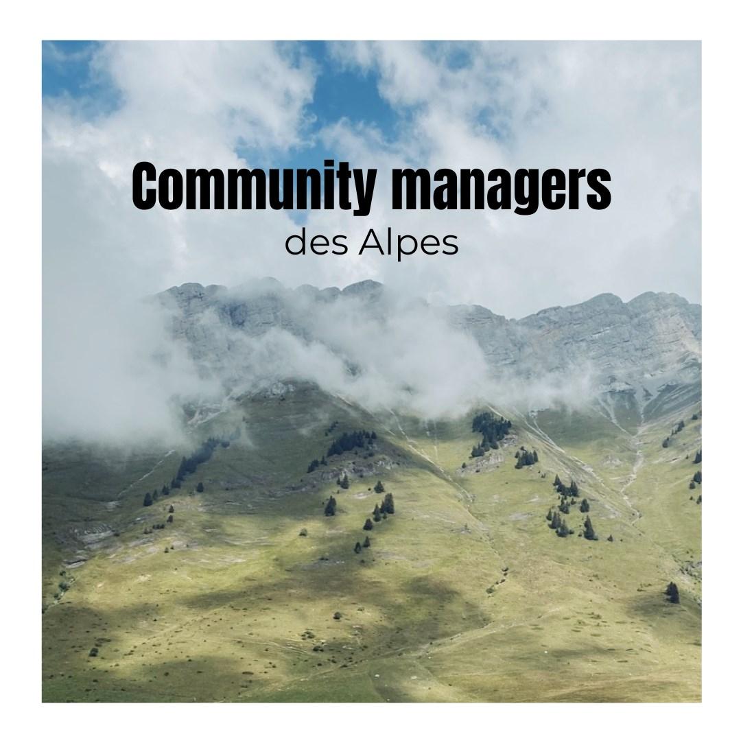 Petit déjeuner des Community Manager des Alpes