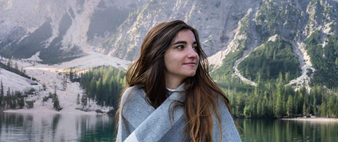 Portrait de femme : Chloé