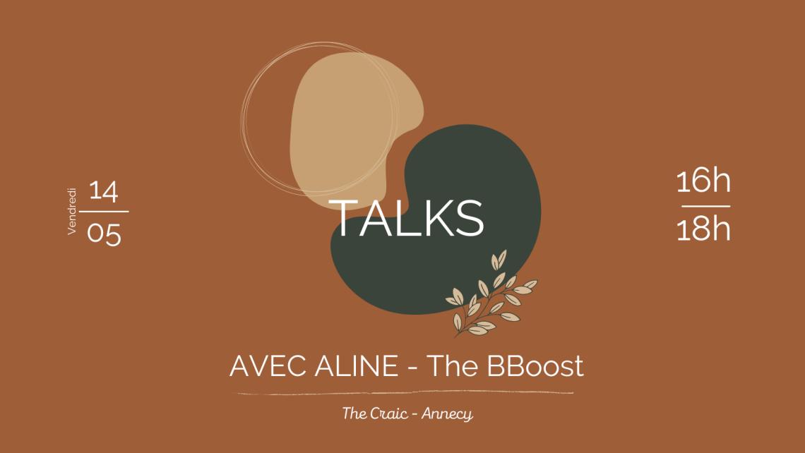 Talks : Aline The BBOOST