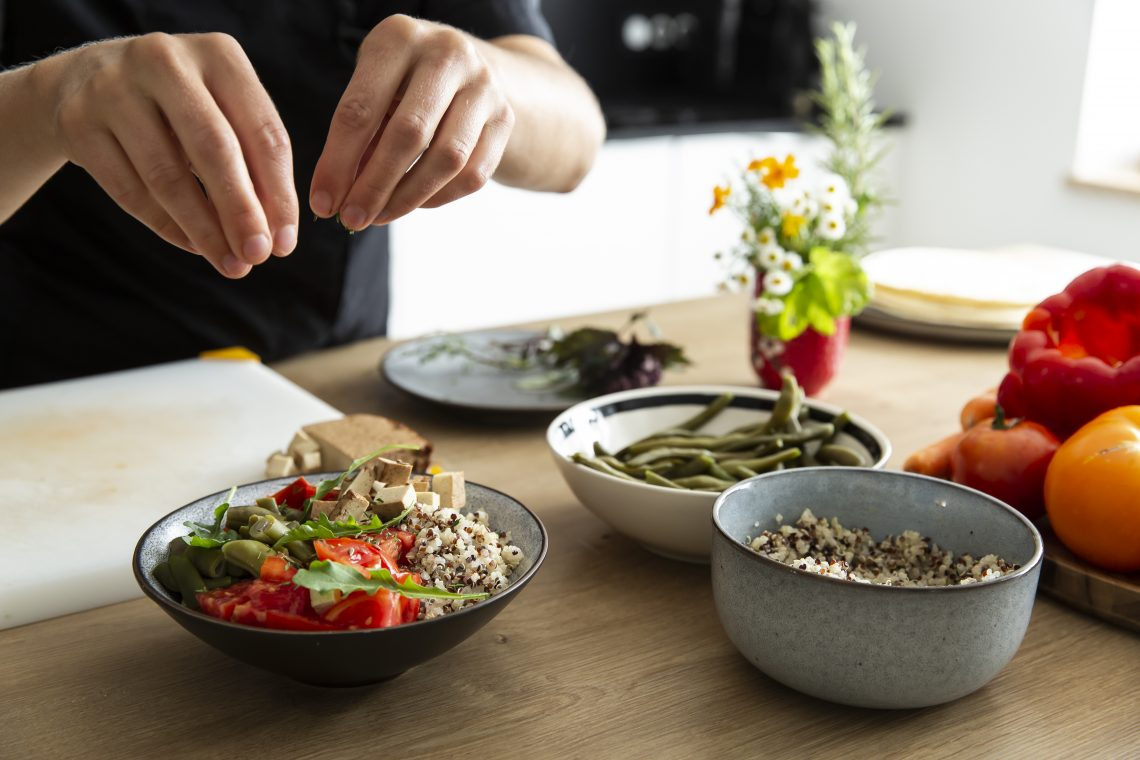 Atelier cuisine : on cuisine de saison