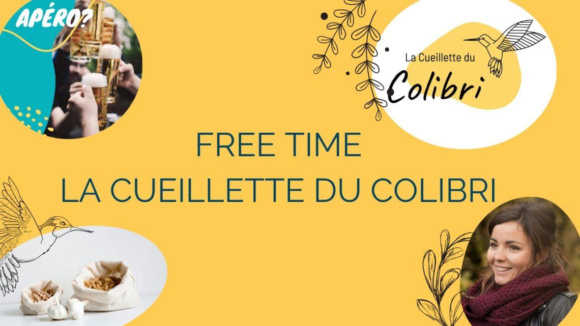 FREETIME : chez Clémentine de la Cueillette du Colibri