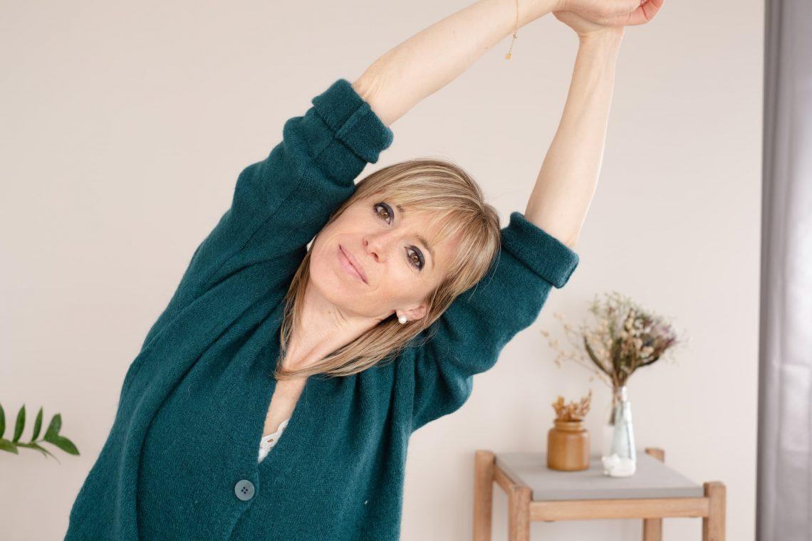 Portrait de femme : Aurélie de Aurélie Brac Yoga