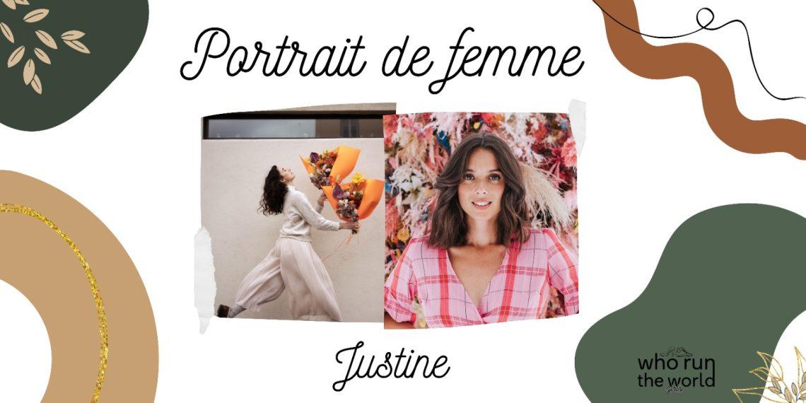 Portrait de femme : Justine de Nebbia Studio