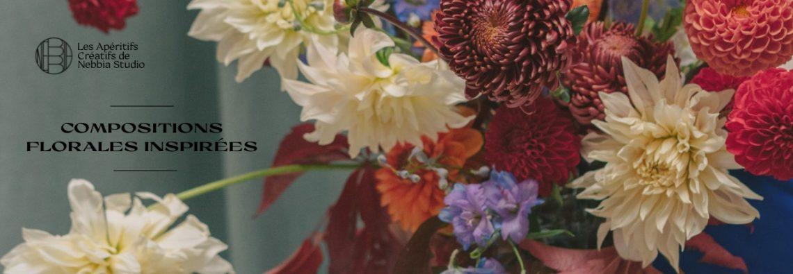 Atelier : Compositions Florales Inspirées